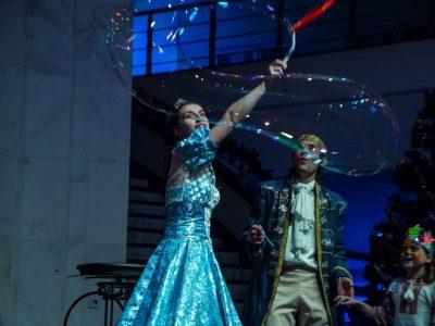 Шоу мыльных пузырей | Bubbles Show
