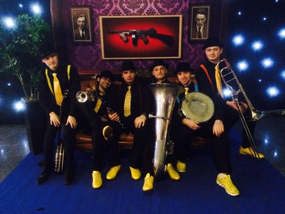 Группа музыкантов | Живая музыка