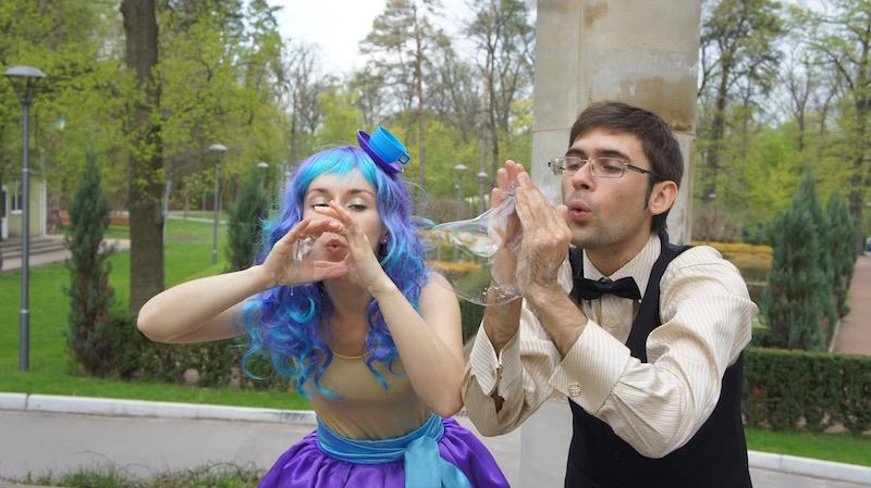 Медлин Хэттер | Bubbles Show