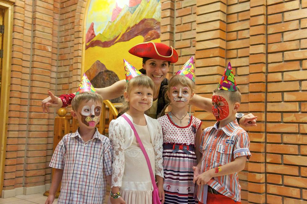 Пираты на день рождения ребенку