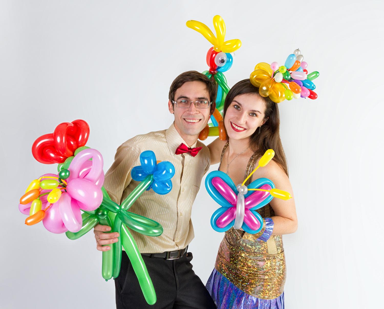 Шоу повітряних кульок