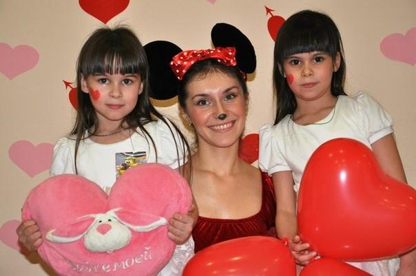 Минни Маус на детский праздник