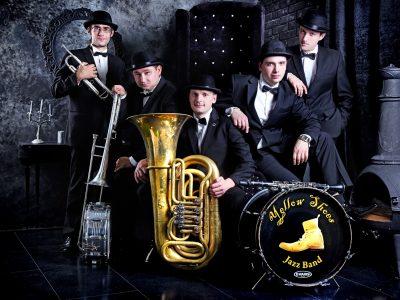 Brass Band Yellow Shoes | Живая музыка