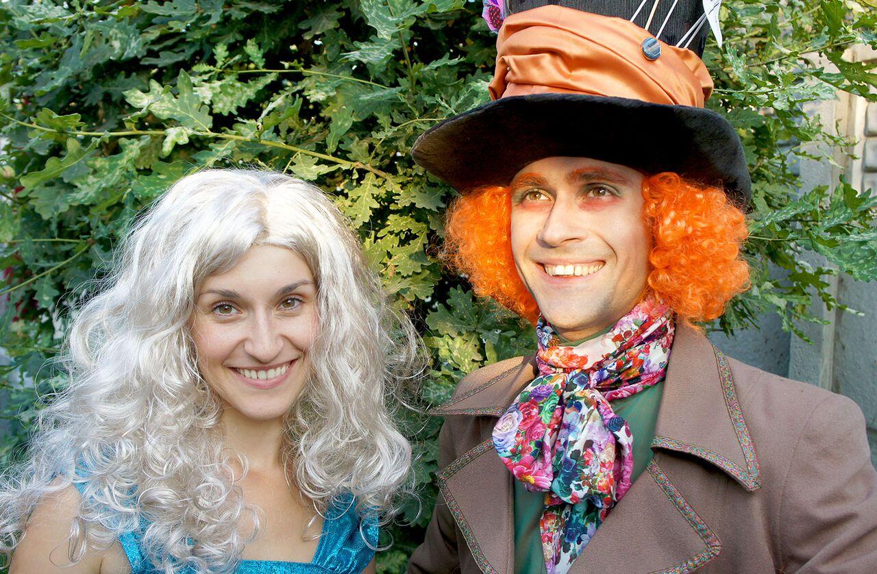 Аліса та Капелюшник