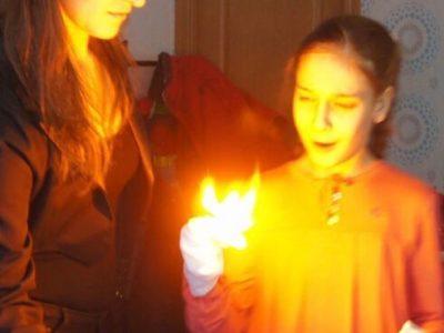Огонь   Magic Show
